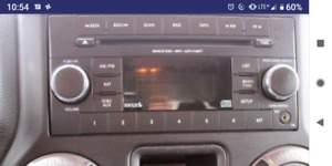 Wanted Jeep Wrangler radio with Satellite radio capability