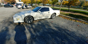 NEW PRICE! 1986 Pontiac Firebird transam manual transmission