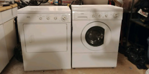 Washer and Dryer. Washer needs repair of shock absorber. OBO