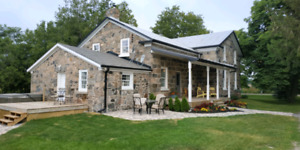 Looking for a Stone Century Home!