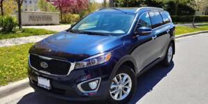 2017 Kia Sorento LX SUV - Lease Takeover $229.45 biw - Or Buyout