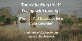 OWN YOUR OWN STATIC CARAVAN IN NORTH WALES COAST £49 A WEEK LOW DEPOSIT