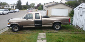 f150 long box 1992 for sale or trade for small running car