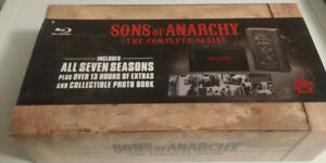 Sons of Anarchy: Complete Series - Giftset (Seasons 1-7) Blu-ray