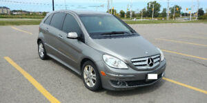 2007 Mercedes B200 LOW KM