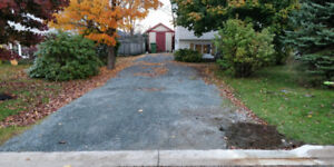 Paving of Residential Driveway - Wanted to Bid