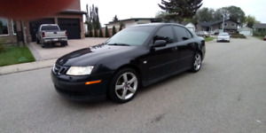 300hp saab 93 turbo!  Accepting all trades!!!!