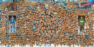 Toronto Maple Leafs All-time roster print - Very rare!!!