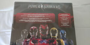 """Power rangers: blue and red ranger 20"""" action figures"""
