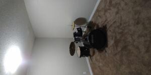 Ddrum D2R 4 piece rock set. Mint condition