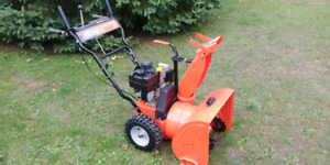 Ariens 5520 Snowblower