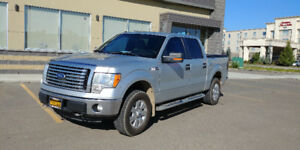 2011 Ford F-150 XLT SuperCrew Pickup Truck