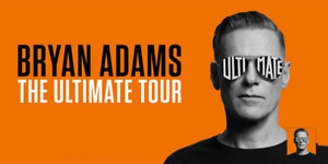 Bryan Adams  Scotiabank Saddledome SAT Jun 9 8:00PM