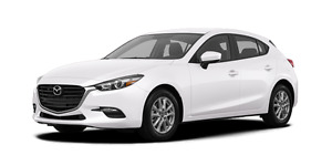Mazda Mazda3 Hatchback for lease-2016