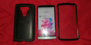 LG G3,TRIDENT CASE & CHARGER