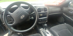 Hyundai Sonata For Sale As Is
