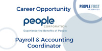 Payroll & Accounting Coordinator