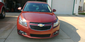 **REDUCED** 2012 Chevy Cruze LTZ Turbo Rally Sport