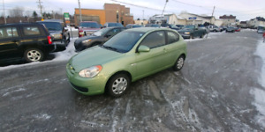 2008 hyundai accent automatique 107000km