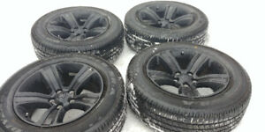 DODGE RAM SPORTS RIMS AND TIRES 275 60 20 (BASICALLY NEW)