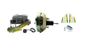 "1964-1972 GM A, F, X 9"" Power Brake Booster Conversion Kit"