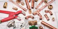 Licensed & insured plumbing at a fraction of the price!