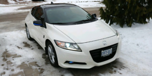 2011 Honda CR-Z low mileage, no accidents!