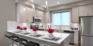 New, upgraded 1,360 sq.ft. townhome in Chappelle - NO CONDO FEES Edmonton Edmonton Area image 2