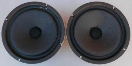 Pair Of 10 Inch Speakers. $20.