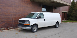 Chevrolet express 2011 for sale