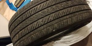 2 Michelin Pilot HX MXM4 205/50 17