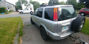 2001 Honda CR-V Looking To Trade For A Truck