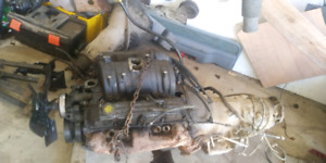 360 ram motor and trans 4x4
