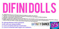 RECRUITING DANCERS for our Difini Dolls Dance Crew Season 2015