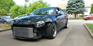 Dodge neon srt4 big turbo