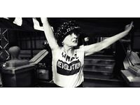 Vivienne Westwood at FABRIC Tickets X2 TONIGHT - Climate Revolution says SWITCH