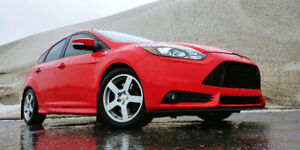 Ford Focus ST 2.0 turbo