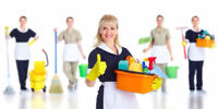 Cleaning and housekeeping jobs for Russian or Ukrainian speaking
