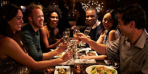 Table for 8, Group Blind Dating, for ages 36-46 (April 21st)
