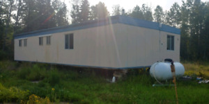 8 Bedroom Doublewide Camp To Be Moved