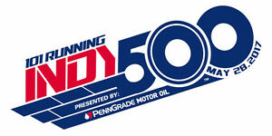Indy 500 Tickets (May 28th- Indianapolis) - Two Front Straight