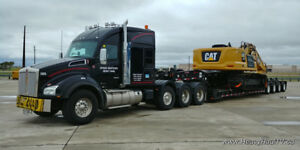 8 AXLE RGN (FLOAT) AVAILABLE IN CAMBRIDGE, ON