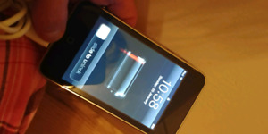 ipod 3rd generation 64 gb with portable charger