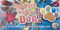 Novice Trick Dog Class - Monday May 25th! - Only 1 space left!