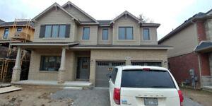 For Rent: 5 bedroom & 3.5 washroom- detached house- 2 car garage