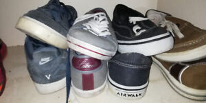 Used shoes, who are in good condition for $3-$6