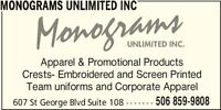 Experienced Embroidery Machine Operator & setup person