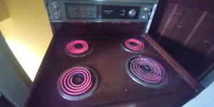 Older range oven stove