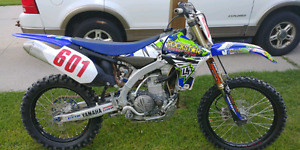 2012 yz450f will move on price!