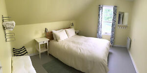 Short or long-term room rental in Stanley, NB